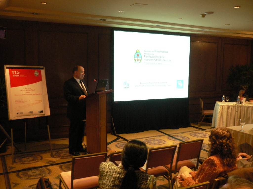 Workshop 13 Luglio 2010 - Oscar Elorriaga, Direzione Nazionale della Viabilità