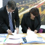 Firma del MoU tra TTS Italia e ITS Argentina