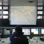 Centrale del Traffico dell'operatore autostradale AUSA