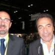 Da sinistra: Cosimo Cecchi (Sodi Scientifica) e Claudio Claroni (Club-Italia)