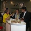 Un momento del cocktail organizzato allo stand di TTS Italia
