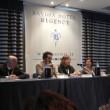 Tavola rotonda con Assessori. Da sinistra: E.Corsi (Verona), A. Colombo (Bologna), M. Pivetti (moderatrice), A.Donati (Napoli), M.Coni (Cagliari)