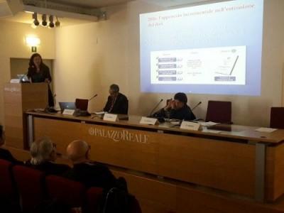Carla Messina, Ministero Infrastrutture e Trasporti