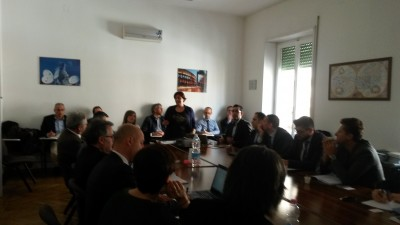 Ola Landolfi, Segretario Generale TTS Italia