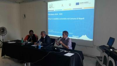 relatore: Nicola Pascale, Comune di Napoli