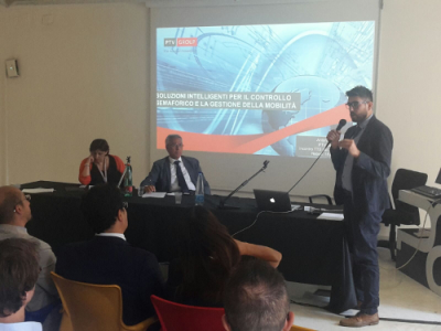 relatore: Antonio Privitera, PTV Sistema