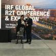 Olga Landolfi, Segretario Generale di TTS Italia; Marco Pironti, Assessore Innovazione e Smart City di Torino