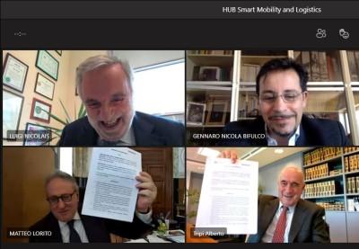 Firma Accordo HubSML