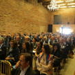 La platea di Industria Felix 2018 al Cipriani