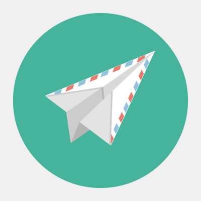 52255049 - vector mail icon