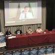 Mauro Bonaretti, MIMS (Da remoto); da sinistra, Piero Sassoli, Club Italia; Claudio Claroni, Club Italia; Rossella Panero, TTS Italia; Morena Pivetti, giornalista